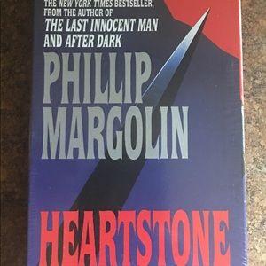 Phillip Margolin Heartstone Books on Tape - New